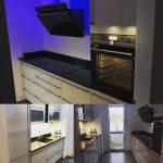 Zwei Zeilen Kche Schller Klein Küchen Regal Segmüller Küche Wohnzimmer Segmüller Küchen