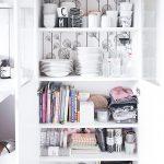 Ikea Hacks Küche Hack Vom Billy Regal Zum Kchenschrank Im Scandi Stil Blog Günstig Kaufen Sideboard Theke Tapeten Für Die Gardinen Pantryküche Oberschrank Wohnzimmer Ikea Hacks Küche