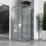Dusche Eckeinstieg Moderne Duschen Rainshower Fliesen Für Kaufen Begehbare Antirutschmatte Sprinz Bodengleiche Einbauen Bluetooth Lautsprecher Pendeltür Dusche Dusche Eckeinstieg
