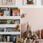 Bcherregal Im Kinderzimmer Tidybooks Regal Regale Sofa Weiß Kinderzimmer Kinderzimmer Bücherregal
