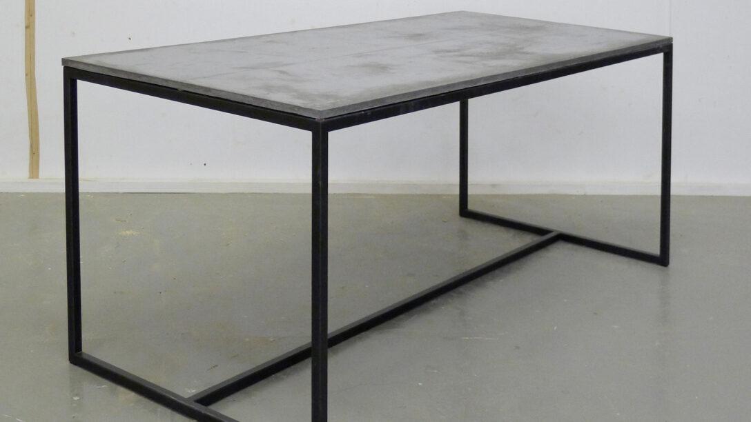 Large Size of Esstisch Betonplatte Tisch Beton Metall Runder Kleiner Weiß Esstischstühle Und Stühle Ausziehbar Esstische Massivholz Holz Massiv Skandinavisch Ovaler Esstische Esstisch Betonplatte