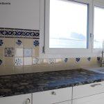 Fliesenspiegel Küche Wohnzimmer Fliesenspiegel Küche Mexikanische Fliesen Kche Bunte Kacheln Muster Günstig Mit Elektrogeräten Lieferzeit Laminat In Der Schneidemaschine Küchen Regal