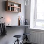 Wandfarbe Küche Mein Kchen Makeover Mit Kalklitir Wohnglck Interior Design Industrie Deckenleuchten Wandbelag Eckbank Pendelleuchte Finanzieren Kreidetafel Wohnzimmer Wandfarbe Küche
