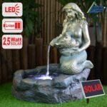 Gartenbrunnen Solar Wohnzimmer Solarbrunnen Top 5 Bestseller