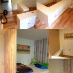 Jugendzimmer Ikea Diy Hochbett Mit Kchenschrnken Als Unterbau Miniküche Küche Kosten Sofa Schlaffunktion Kaufen Bett Betten 160x200 Bei Modulküche Wohnzimmer Jugendzimmer Ikea