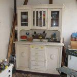 Kchenanrichte Wei Proventura Online Auktion Wohnzimmer Küchenanrichte