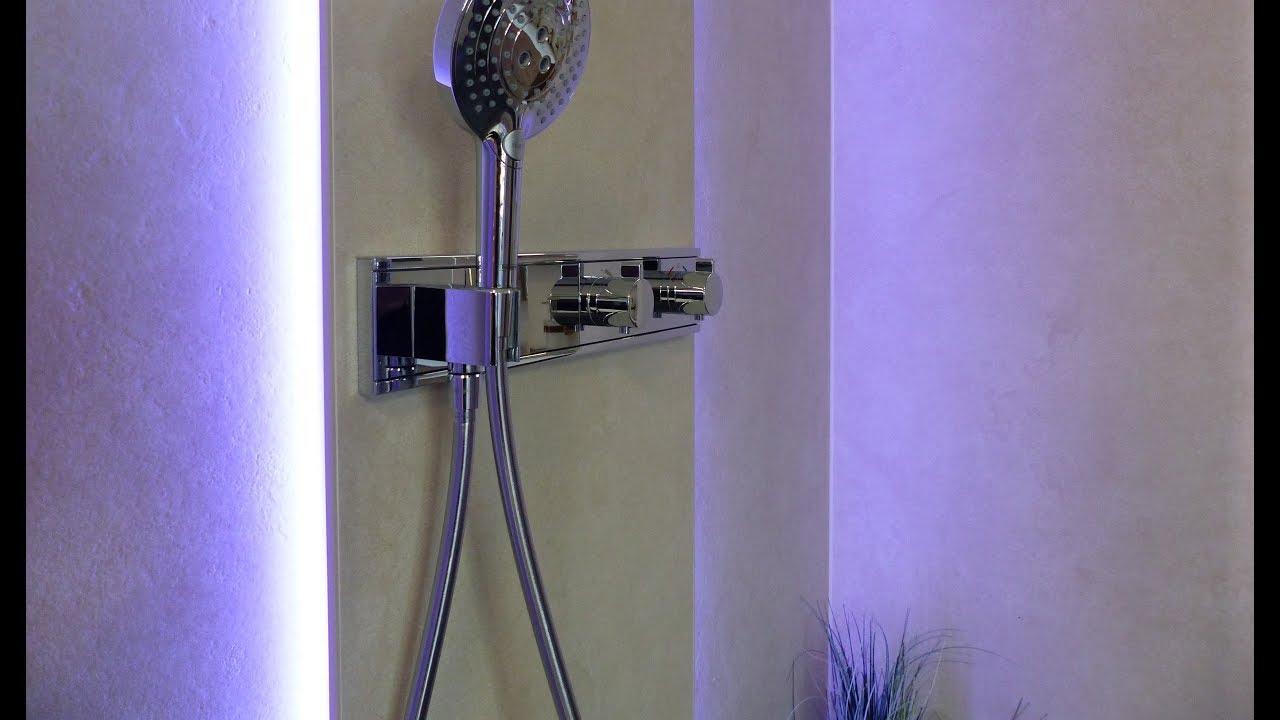 Full Size of Moderne Duschen Led Ambiente Beleuchtung Youtube Deckenleuchte Wohnzimmer Landhausküche Bodengleiche Esstische Modernes Bett Schulte Werksverkauf Kaufen Dusche Moderne Duschen