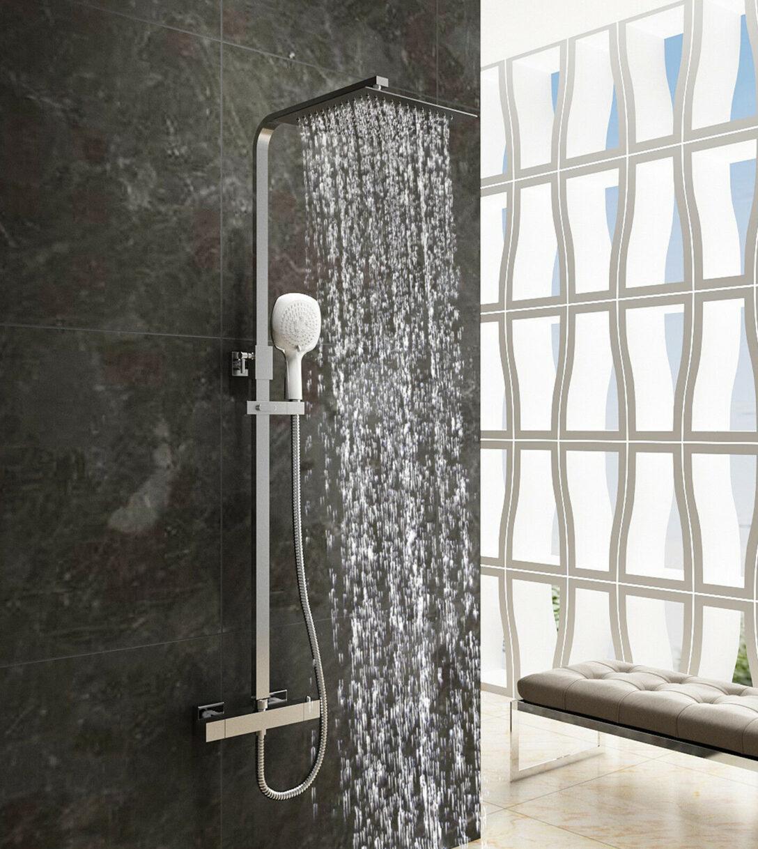 Large Size of Duschsäulen Der Soho Regendusche 80x80 Dusche Duschsäulen