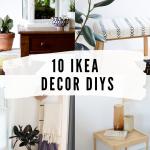 Ikea Hacks 10 Gorgeous Decor Pieces Hither Thither Küche Kaufen Betten Bei Miniküche Kosten Modulküche 160x200 Sofa Mit Schlaffunktion Wohnzimmer Ikea Hacks