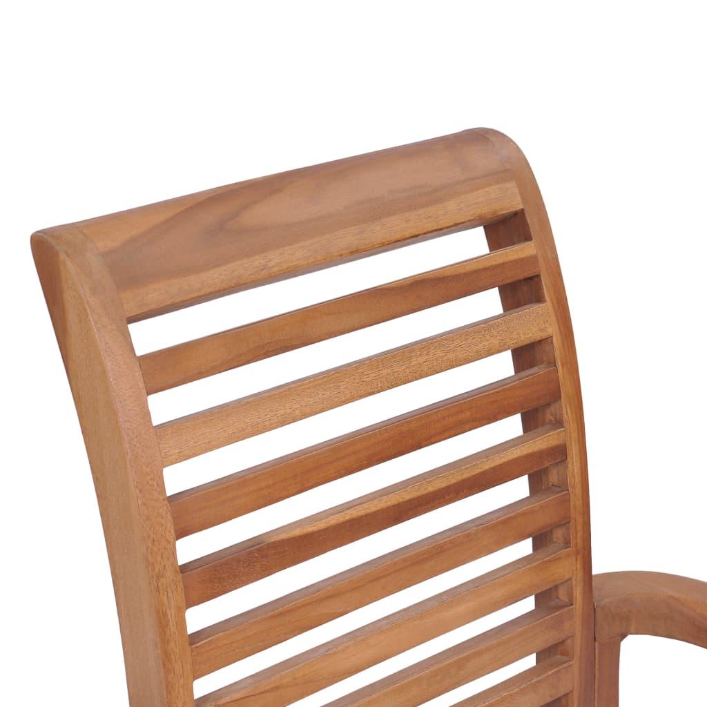 Full Size of Esstischstühle Esstischsthle 4 Stk Stapelbar Teak Massivholz Gitoparts Esstische Esstischstühle