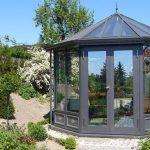 Pavillon Winterfest Wohnzimmer Pavillon Winterfest Gartenpavillon Mit Festem Dach Hochwertige Pavillons Im 5 Seen Land Garten