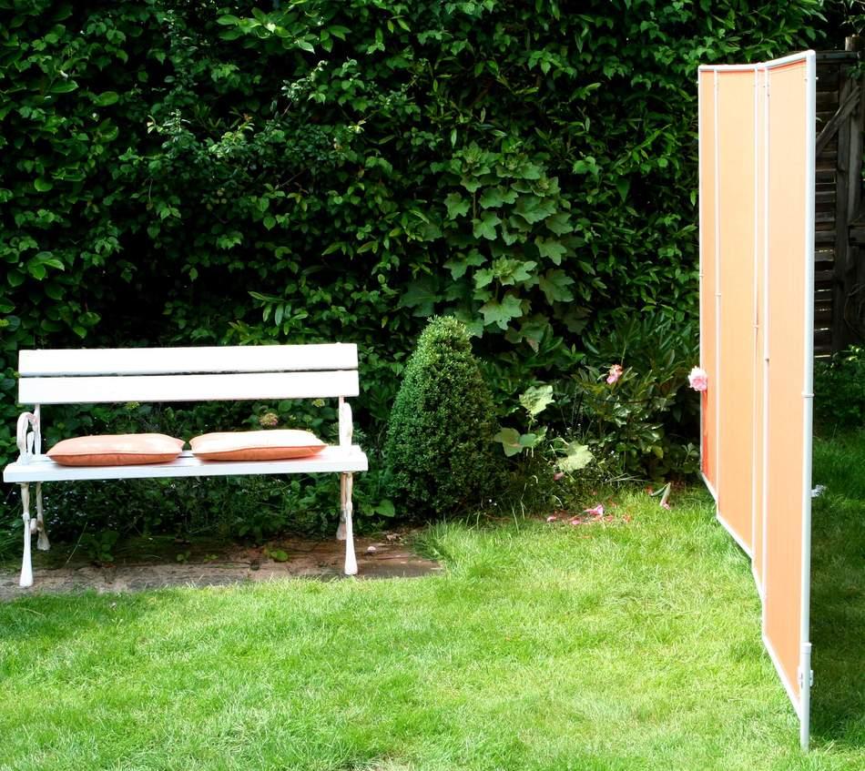 Full Size of Paravent Garten Standfest Windschutz Paravents Fr Bereiche Auf Rasen Mit Schraub Erdankern Hängesessel Versicherung Trennwand Essgruppe Lärmschutz Wohnzimmer Paravent Garten Standfest