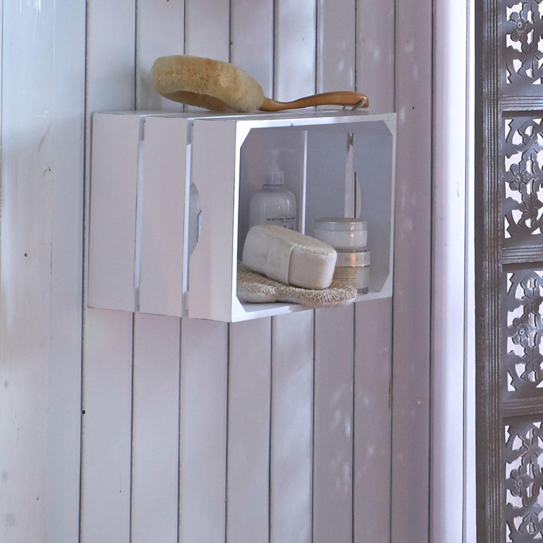 Full Size of Regal Kisten Miavilla Wandregal Kiste Wei Kaufen Bei Obi Günstige Regale Aus Obstkisten Selber Bauen Kleiderschrank Mit Offenes Weiß Industrie Paletten Regal Regal Kisten