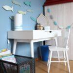 Kinderzimmer Einrichtung Einrichten Schreibtisch Lavendelblog Sofa Regal Regale Weiß Kinderzimmer Kinderzimmer Einrichtung