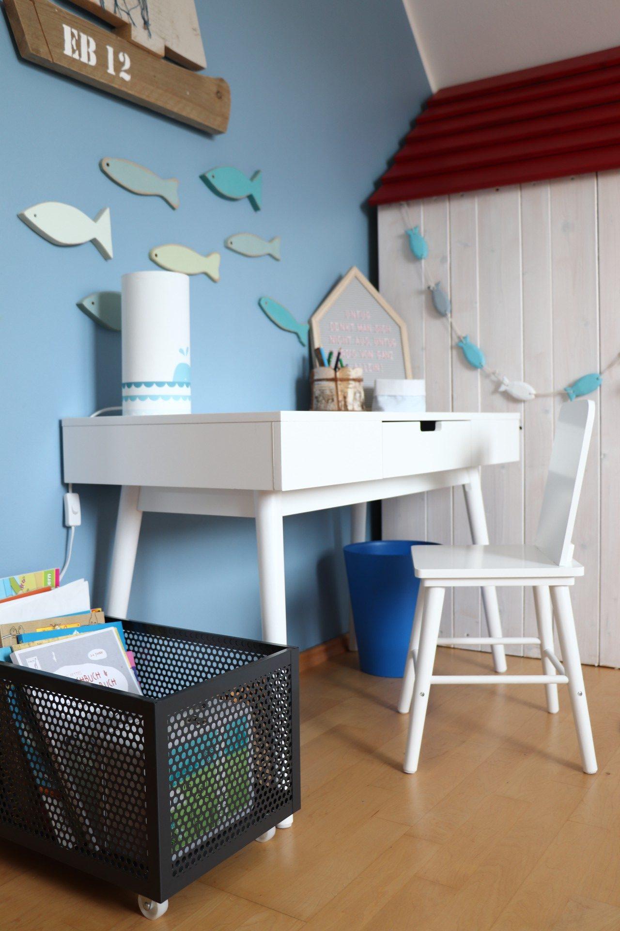 Full Size of Kinderzimmer Einrichtung Einrichten Schreibtisch Lavendelblog Sofa Regal Regale Weiß Kinderzimmer Kinderzimmer Einrichtung