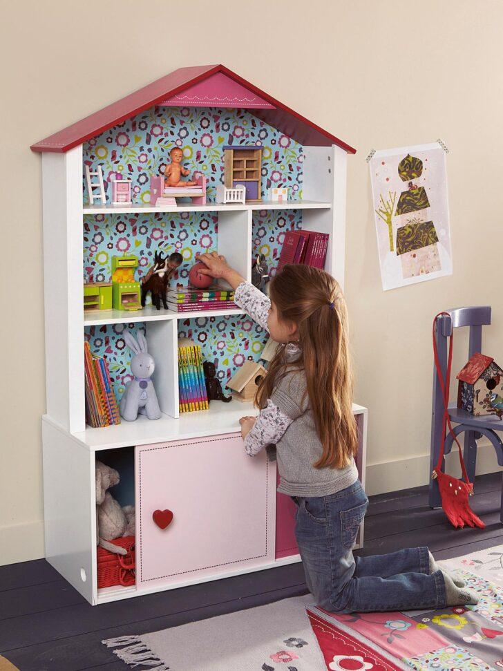 Medium Size of 2 In 1 Regal Und Puppenhaus Berlinfreckles Regale Kinderzimmer Sofa Weiß Kinderzimmer Kinderzimmer Bücherregal