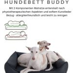 Hundebett Flocke Wolke Zooplus 120 Cm Kaufen Bitiba 125 90 Xxl Wohnzimmer Hundebett Flocke