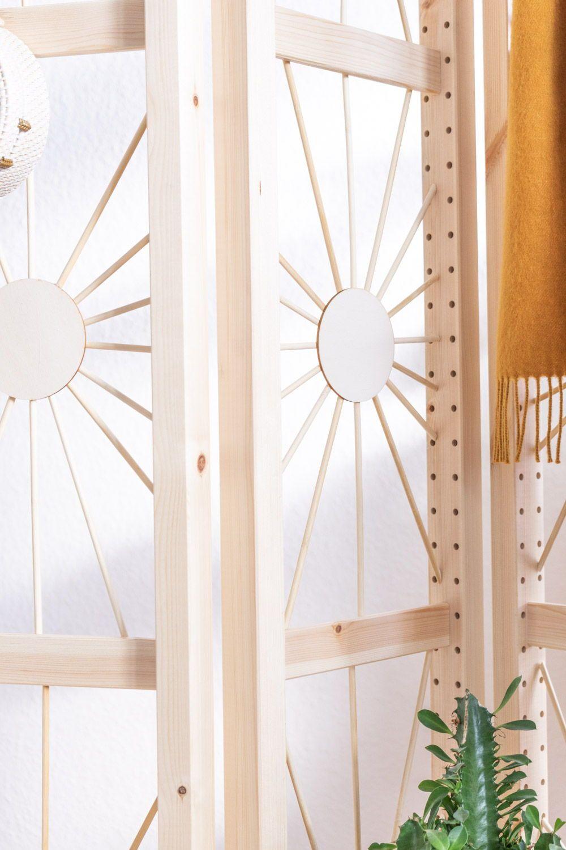 Full Size of Paravent Selber Bauen Mein Diy Raumteiler Im Ethno Design Ikea Sofa Mit Schlaffunktion Betten 160x200 Garten Küche Kosten Kaufen Miniküche Bei Modulküche Wohnzimmer Paravent Ikea