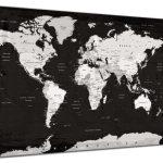 Pinnwand Modern Weltkarte Schwarz Wei Grau Spiral Digital Küche Holz Deckenlampen Wohnzimmer Moderne Bilder Fürs Modernes Bett Deckenleuchte 180x200 Wohnzimmer Pinnwand Modern