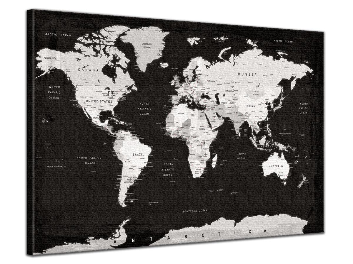 Full Size of Pinnwand Modern Weltkarte Schwarz Wei Grau Spiral Digital Küche Holz Deckenlampen Wohnzimmer Moderne Bilder Fürs Modernes Bett Deckenleuchte 180x200 Wohnzimmer Pinnwand Modern