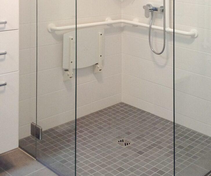 Medium Size of Bodengleiche Dusche Duschen Bei Glasprofi24 Kaufen Ebenerdig Sprinz Unterputz Armatur Einbauen Glastür Badewanne Mit Tür Und Wand Mischbatterie Nischentür Dusche Bodengleiche Dusche