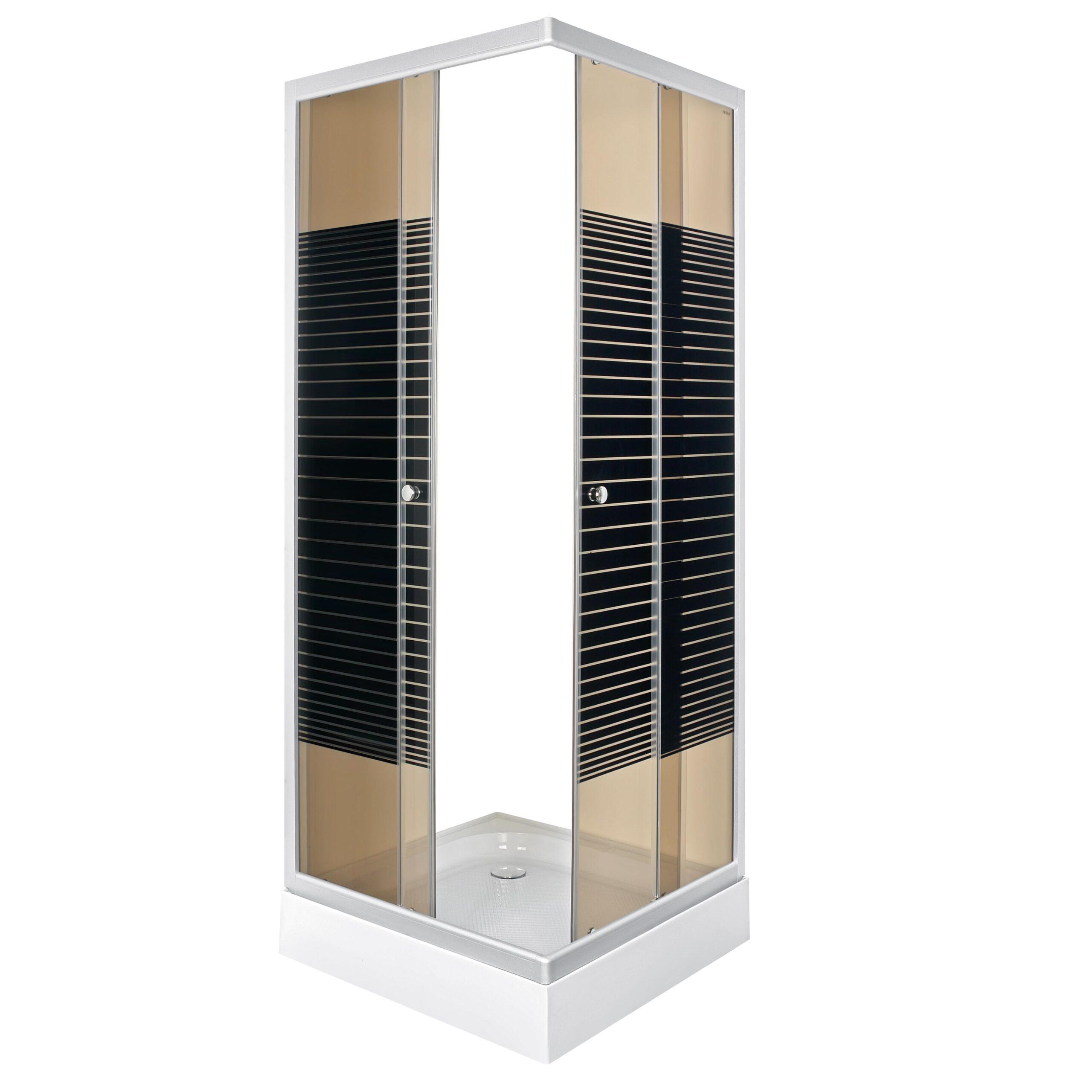 Full Size of Duschkabine 90x90 Cm Fertigdusche Dusche Duschwand Duschabtrennung Bodengleiche Nachträglich Einbauen Badewanne Mit Mischbatterie Bett 190x90 Begehbare Ohne Dusche Dusche 90x90