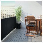Balkon Sichtschutz Bambus Ikea Miniküche Küche Kosten Kaufen Modulküche Bett Für Garten Betten 160x200 Sichtschutzfolien Fenster Sichtschutzfolie Wpc Wohnzimmer Balkon Sichtschutz Bambus Ikea