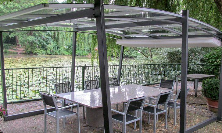 Medium Size of Garten überdachung Freistehende Pergola Mit Transparentem Dach Sakura Kinderhaus Kräutergarten Küche Relaxsessel Gewächshaus Spielhaus Liege Mini Pool Wohnzimmer Garten überdachung