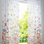 Bonprix Gardinen Wohnzimmer Frhlingshafter Druck Auf Transparentem Gewebe Bunt Fenster Gardinen Bonprix Betten Scheibengardinen Küche Für Schlafzimmer Wohnzimmer Die