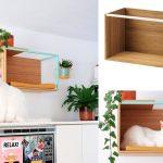 7 Meowellous Ikea Hacks For Cat Lovers Miniküche Sofa Mit Schlaffunktion Modulküche Küche Kaufen Betten Bei Kosten 160x200 Wohnzimmer Ikea Hacks