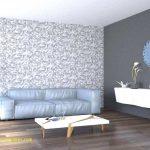 Tapeten Ideen Wohnzimmer Kombinieren Mit Gestreifter Tapete Modern Bad Renovieren Fototapeten Für Küche Schlafzimmer Die Wohnzimmer Tapeten Ideen