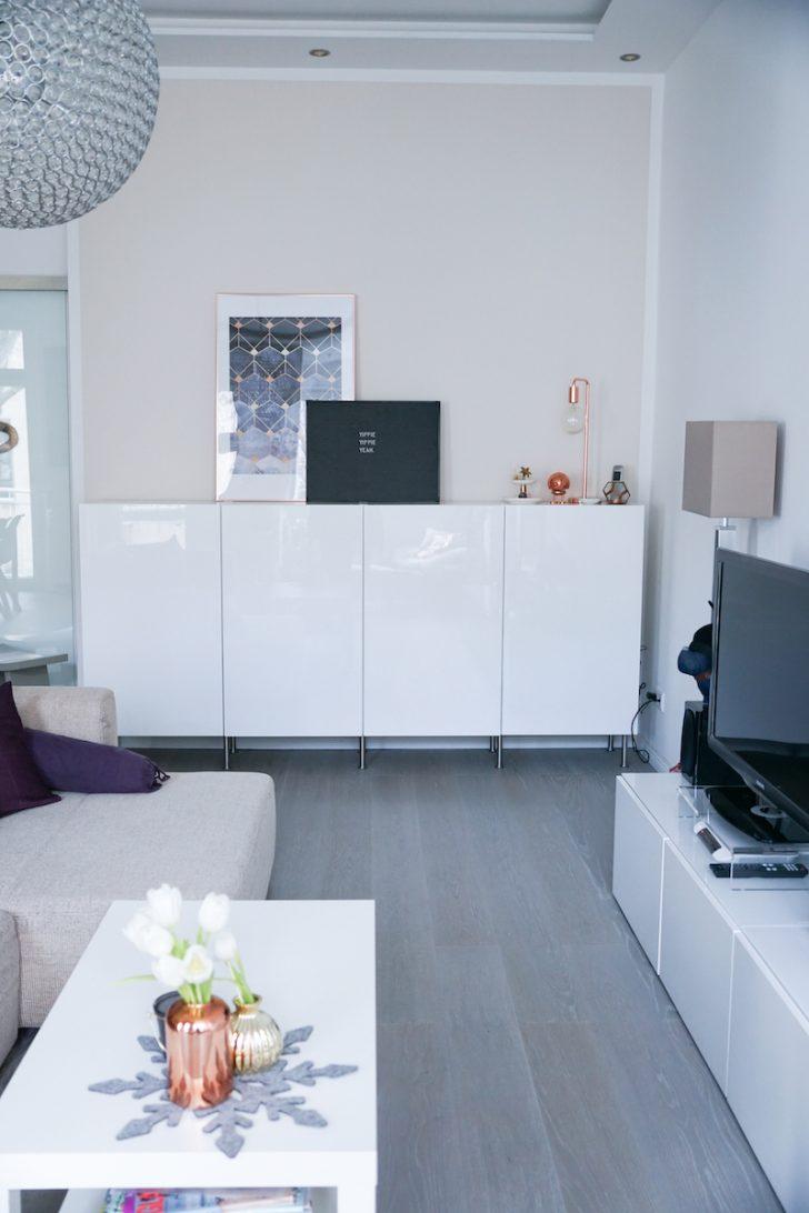Medium Size of Sideboard Ikea Interieur Diy Happy Living The Nina Edition Küche Mit Arbeitsplatte Kosten Wohnzimmer Sofa Schlaffunktion Miniküche Betten Bei Kaufen 160x200 Wohnzimmer Sideboard Ikea