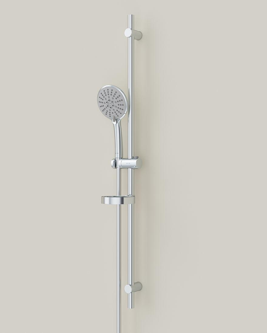 Full Size of Duschsäulen Wandmontiertes Duschsystem Modern Mit Handbrause Dusche Duschsäulen