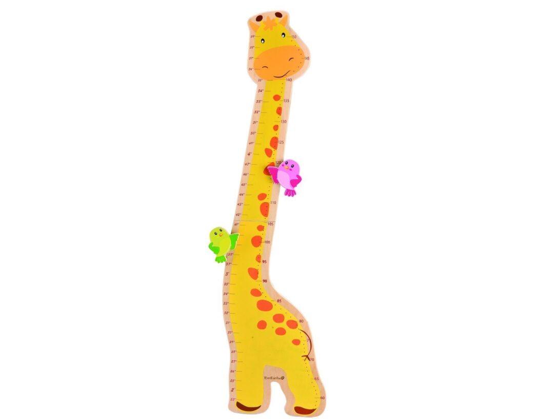 Large Size of Everearth Messlatte Kind Giraffe Aus Holz Regal Kinderzimmer Weiß Regale Sofa Kinderzimmer Messlatte Kinderzimmer