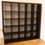 Ikea Kallaexpedit Regal 25 Fcher In Schwarz Küche Kaufen Betten 160x200 Kosten Bei Sofa Schlaffunktion Wohnzimmer Ikea Raumteiler