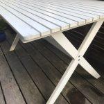 Ikea Tisch Garten Wei Holz Ngs In Wandsbek Küche Kosten Betten Bei Sofa Schlaffunktion 160x200 Kaufen Wohnzimmer Sonnenliege Ikea