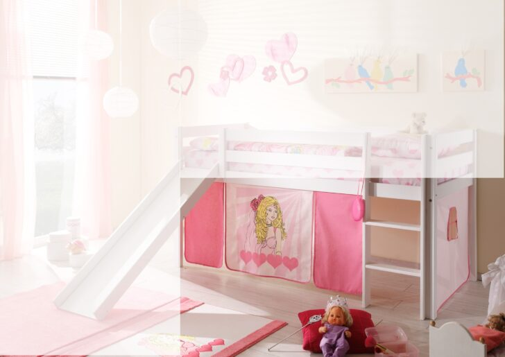 Medium Size of Kinderzimmer Vorhang Mdchen Prinzessin 4 Tlg 100 Baumwolle Spiel Hochbett Regal Weiß Regale Küche Sofa Bad Wohnzimmer Kinderzimmer Kinderzimmer Vorhang