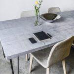 Esstisch Beton Esstische Esstisch Beton Betonoptik Ausziehbar Rund Roller 180 Weiss Tisch Holz 120 Moderner Metall Rechteckig Sun Wood Esstischstühle Stühle Massiv Oval Weiß Glas