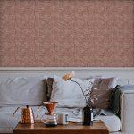 Küchentapete Jugendstil Tapete Dlice Florale Nach William Morris Wohnzimmer Küchentapete