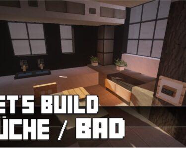 Minecraft Küche Wohnzimmer Minecraft Mbel Tutorial Moderne Kche Bad Bauen 4 Haus Deckenlampe Küche Gebrauchte Kaufen Sitzgruppe Aluminium Verbundplatte Waschbecken Selber Planen