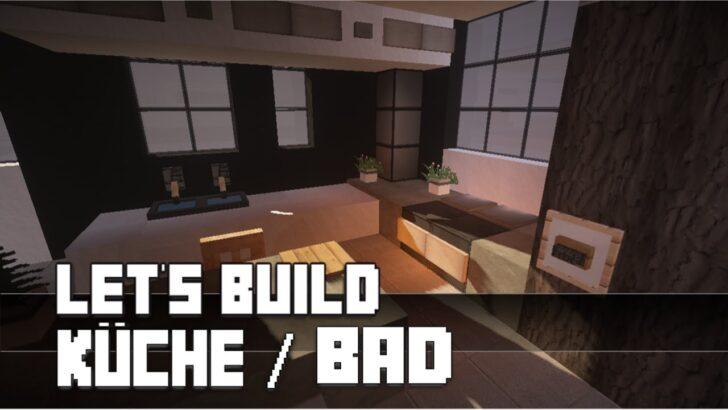 Medium Size of Minecraft Mbel Tutorial Moderne Kche Bad Bauen 4 Haus Deckenlampe Küche Gebrauchte Kaufen Sitzgruppe Aluminium Verbundplatte Waschbecken Selber Planen Wohnzimmer Minecraft Küche