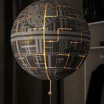 Ikea Lampen Lylelo Gestaltet Eine Lampe In Den Todesstern Um Star Wars Küche Miniküche Sofa Mit Schlaffunktion Deckenlampen Wohnzimmer Modern Betten Bei Bad Wohnzimmer Ikea Lampen