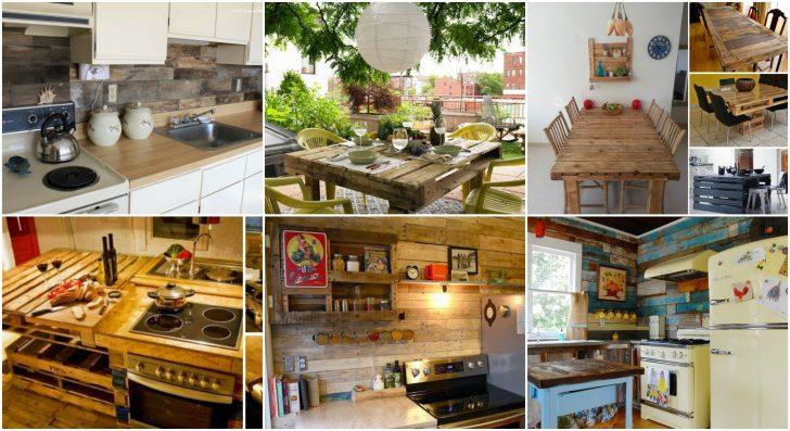 Medium Size of Paletten Küche Kche Mit Einrichten Büroküche Arbeitsplatten Ikea Miniküche Laminat Für Anrichte Rolladenschrank Spüle Hängeschränke Sitzgruppe Wohnzimmer Paletten Küche