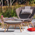 Garten Lounge Sessel 40452 Loungemöbel Relaxsessel Ausziehtisch Liege Lärmschutz Kräutergarten Küche Gaskamin Rattan Sofa Wohnzimmer Jacuzzi Holz Zaun Wohnzimmer Garten Lounge Sessel