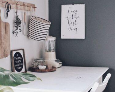 Küche Deko Wohnzimmer Küche Deko Kche Neu Gestalten Schnell Und Einfach Mit Tafelfarbe Lieferzeit Led Beleuchtung L Form Modulküche Ikea Pendelleuchte Weiß Matt Büroküche