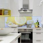 Fliesenspiegel Küche Modern Glas Oder Tapete Alternativen Zu Den Fliesen In Der Kche Oz Günstig Mit Elektrogeräten Müllsystem Landhausküche Grau Wohnzimmer Fliesenspiegel Küche Modern