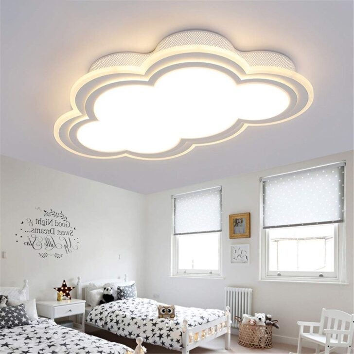 Jinwell Led Ultrad Nne Wolken Deckenlampe Deckenleuchte Wohnzimmer Küche Deckenleuchten Moderne Bad Regale Kinderzimmer Schlafzimmer Regal Modern Badezimmer Kinderzimmer Kinderzimmer Deckenleuchte