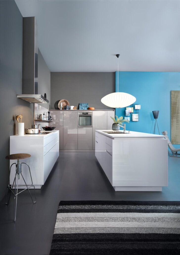 Wandgestaltung Küche Kche So Einfach Wirds Wohnlich Hängeschrank Höhe Rosa Holz Modern Nolte Wasserhahn Für Tapete Sprüche Die Lieferzeit Industriedesign Wohnzimmer Wandgestaltung Küche