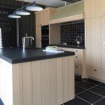 Holzküchen Wohnzimmer Holzküchen Holzkchen Aus Echtholz Oder Holzdekor Auf Mallorca Montieren