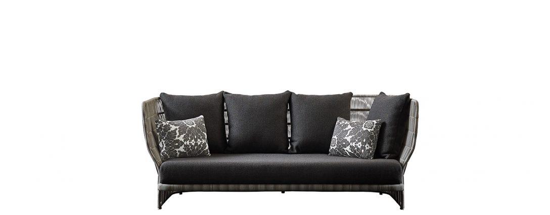 Large Size of Outdoor Sofa Wetterfest Ikea Couch Lounge Sofas Canasta 13 Bb Italia Design Von Patricia Urquiola Groß Weiß Grau Eck Big Sam Lila Leinen Kinderzimmer Wohnzimmer Outdoor Sofa Wetterfest
